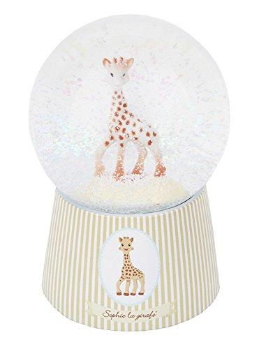 Trousselier Musical Snowglobe (Sophie The Giraffe) by BabyMarket