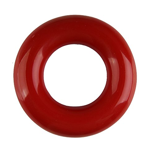 Alloet Golf Club Warm Up Swing Donut Weight Ring for Practice Trainer - Warm Up Club