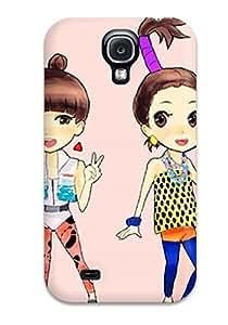Hot SDAS8Q4XUI3TZORY Galaxy Cover Case - (compatible With Galaxy S4)