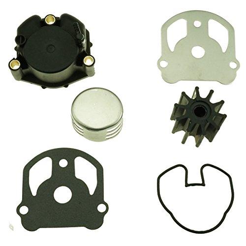 (UANOFCN New Water Pump Impeller Kit for OMC Cobra 1986-1993 984461 777128 983895)