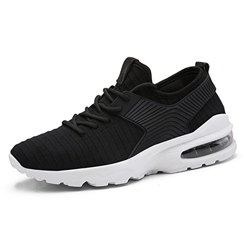 Mens Trainers Men's Running Trainers Lightweight Athletic Air Cushion Men's...