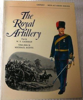 Men at Arms No. 025 - The Royal Artillery pdf