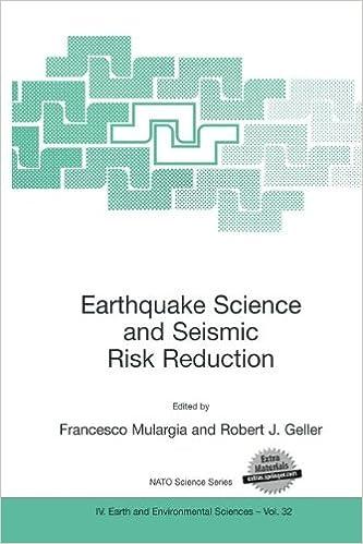 Descargar Bi Torrent Earthquake Science And Seismic Risk Reduction: 32 Gratis Epub