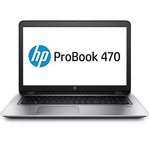 Price comparison product image HP ProBook 470 G4 17.3'' Business Laptop PC (Intel i7 Kaby Lake Processor,  16GB RAM,  1TB HDD,  17.3 Inch HD 1600 x 900 Display,  NVIDIA GeForce 930MX,  SuperMulti DVD,  WiFi,  BT,  Win 10 Pro)