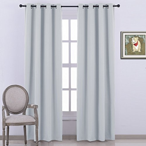 Nicetown Blackout Curtains Window Drapes product image