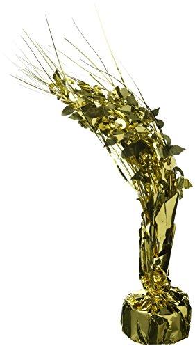 Fleur De Lis Gleam 'N Spray Centerpiece Party Accessory (1 count) (1/Pkg)