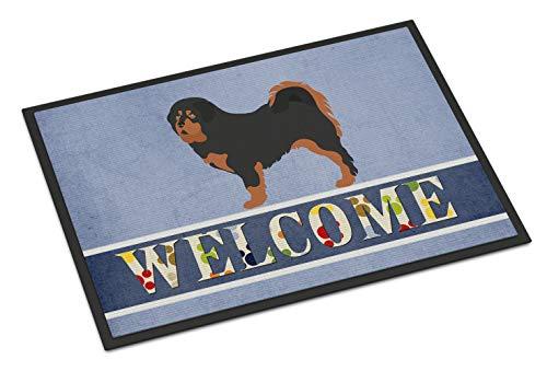 Caroline's Treasures Tibetan Mastiff Welcome Doormat 18