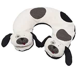 Maison chic spotted travel pillow dog for Maison chic revue