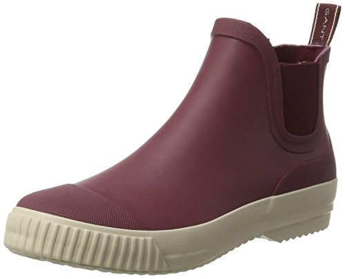 Gant WoMen Mandy Ankle Boots Rot (Wine Red)