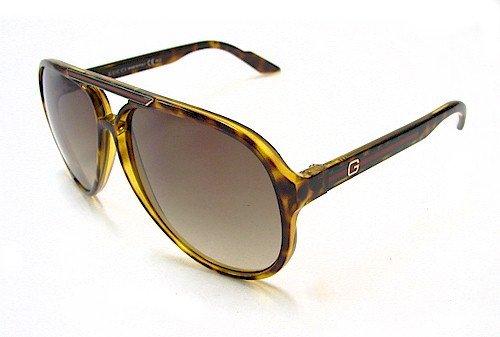 Gucci GG1627/S Sunglasses-0791 Havana (1W Brown Grey Gradient Lens)-59mm - Gucci Shades For Men