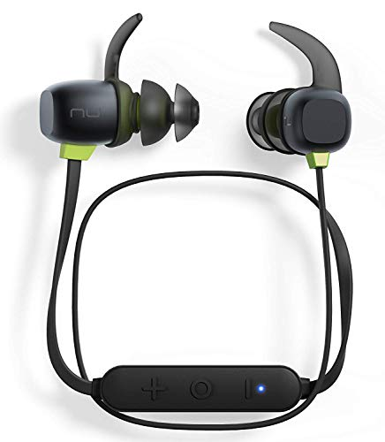 Optoma NuForce BE Sport4 Premium Wireless Sport earphones with mic and 10h battery