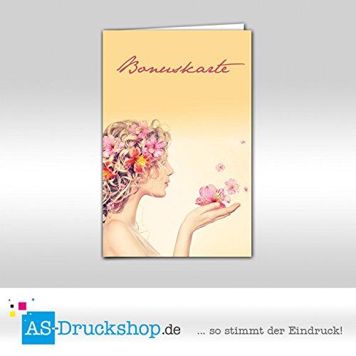 Bonuskarten Floristik -Blaumenfrau 500 Stück B07D3YN4YS | Bestellung willkommen