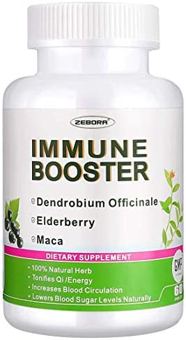 Elderberry Immune Booster Support Healthy-Respiratory-System