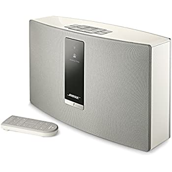 Amazon.com: Bose SoundTouch 20 wireless speaker, works