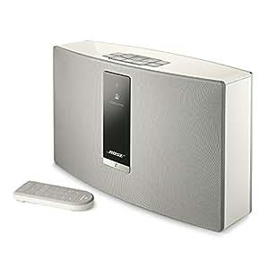 Bose SoundTouch 20 Series III Wireless Speaker - White