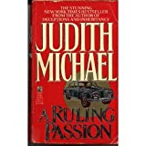 A Ruling Passion, Judith Michael, 0671724118