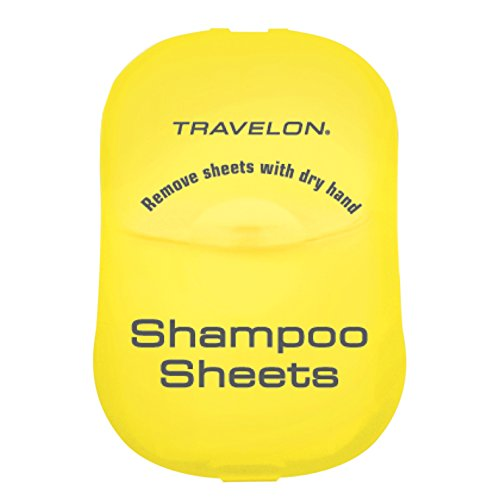 (Travelon Shampoo Toiletry Sheets, 50-Count)
