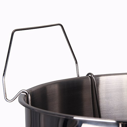 Victorio Stainless Steel Canning- Flat Rack VKP1056 Bundled with Jar Dividers Rack VKP1057 by Victorio Kitchen Products (Image #5)
