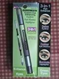 Physicians Formula Enhancing Custom Eye 3-in-1 Eye Enhancing Tool, Green Eyes #1157 (Pack of 2)