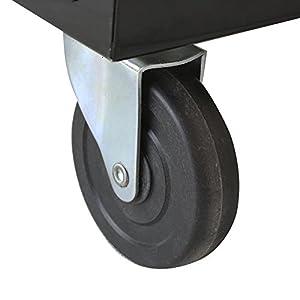 Z ZTDM Professional Welding Cart Plasma Cutting Machine Trolley Welder Plasma Arc Cutting Equipment w/ Universal Storage (w/o drawer)