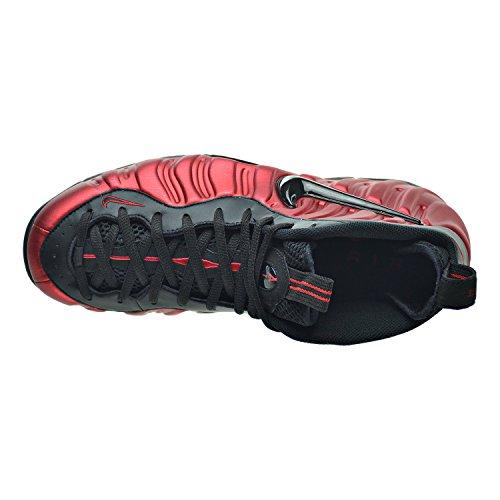 Nike Mens Air Foamposite Pro, Università Rosso / Blk-unvrsty Rosso Università Rosso / Nero