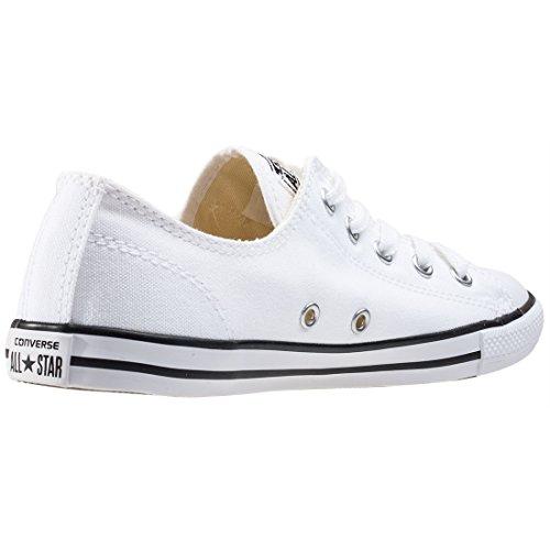 Converse 147045c - Zapatillas Unisex White Mono
