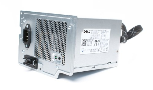 Dell T122K Power Supply Power Brick Power Source PSU Non-Redundant 375w For The PowerEdge T310 Server, Compatible Dell Part Number: T128K, Model Numbers: N375E-01, NPS-375CB-1 (Dell Poweredge T310 System)