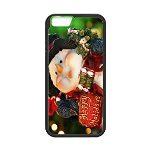 Christmas Santa Claus Snap on Case Cover for Personalized Case for iPhone 6 (Laser Technology) Case 4.7 inch Screen iPhone -02