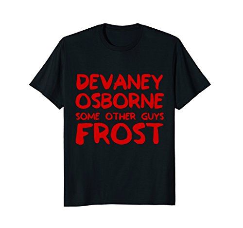 Devaney Osborne Some Other Guys Frost T-Shirt Frost 2018