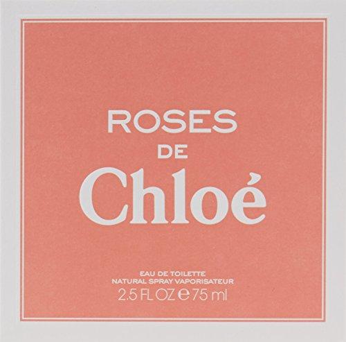 Chloe Roses Eau de Toilette Spray For Women, 2.5 Ounce