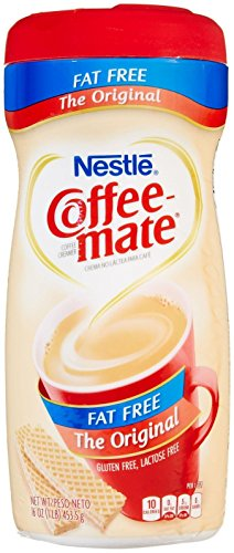 Coffee Fat Free Mate Coffee - Coffee-mate Powdered Coffee Creamer - Original - 16 oz