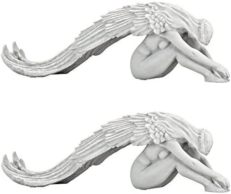 Design Toscano Grace Angel Statue Set of 2