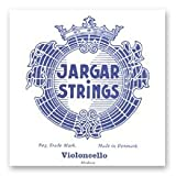Jargar Cello String Set, 4/4 Size - Forte