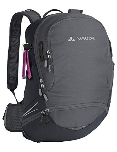VAUDE Women's Roomy 23+3 Backpack Phantom Black [並行輸入品]   B07K1DLFX3