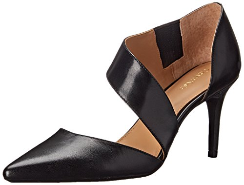 Calvin Klein Women's Gella Dress Pump, Black, 6 M US -