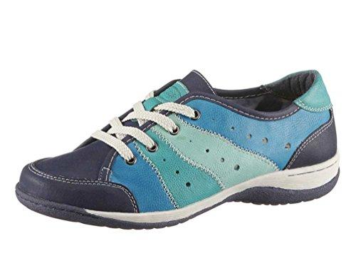 Hush Puppies Damen-Schuhe Halbschuhe Schnür-Schuhe mit Relife-Schrittdämpfung