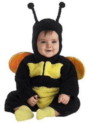 Buzzy Bumblebee Costume - Baby 12-18