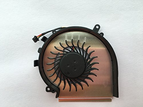 HK-Part Laptop Cpu Cooling Fan 3-Pin 3-Wire For AAVID THERMALLOY PAAD06015SL 0.55A 5VDC N303 by sywpart (Image #1)