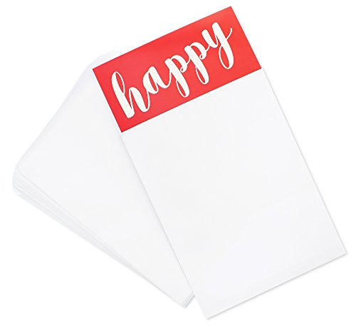 12 Pack Jumbo Big Happy Birthday Greeting Cards Assortment - Bulk Box Set - 6 Assorted Unique Multicolor Designs - Envelopes Included, 8.5 x 11 Inches Photo #3