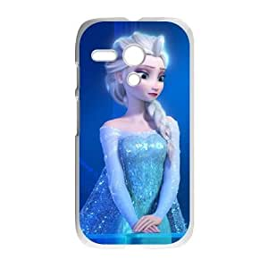 Motorola G phone case White Frozen CHR4576433