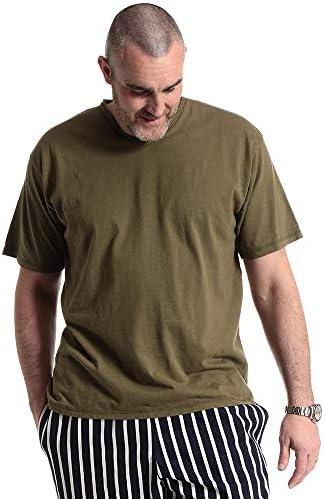 [サカゼン] Tシャツ 大きいサイズ メンズ 全5色 綿100% 無地 カラー Vネック インナー トップス 半袖 春夏 シンプル 普段使い おしゃれ Tシャツ LL 3L 4L 5L 6L 7L 8L 9L 10L B&T CLUB