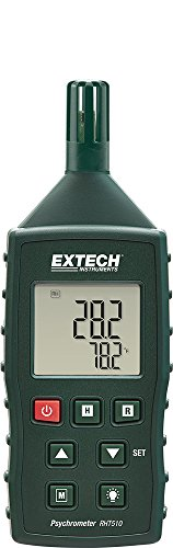 Extech RHT510 Hygro-Thermometer Psychrometer