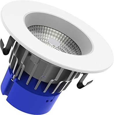 """Quest 4"""" Reflector High End Downlight 11W, 850 Lumens, 120V, CRI>80, Dimmable, Energy Star and Intertek Certified"""