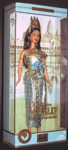 Dolls of the World: Princess of Cambodia Barbie