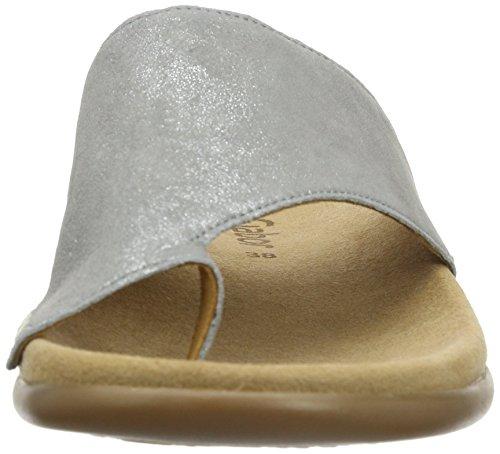 Gabor Gabor - Mules Mujer Gris - Grau (60 grau)