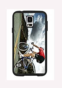 Case Cover Design Cycling Sport Extreme CY01 for Samsung S3 Border Rubber Silicone Case Black@pattayamart