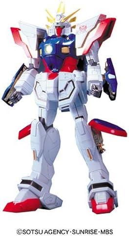 Bandai Hobby Shining Gundam Bandai Master Grade Action Figure