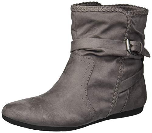 (Report Women's EMAYA Ankle Boot, Grey, 8.5 M US)