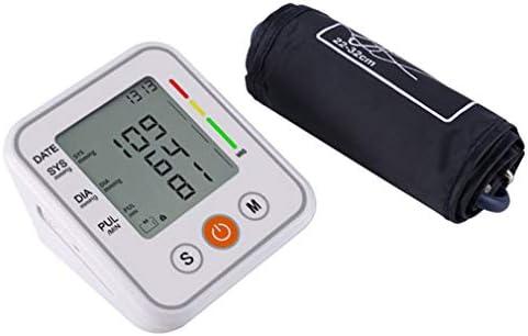 Monitor de presión arterial diastólica sistólica