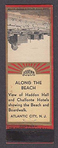 Haddon Hall & Chalfonte Hotel Atlantic City NJ ()